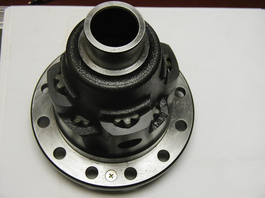 Subaru Helical LSD