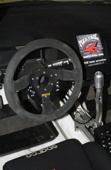 Evo X Sequential Gearbox | British Automotive