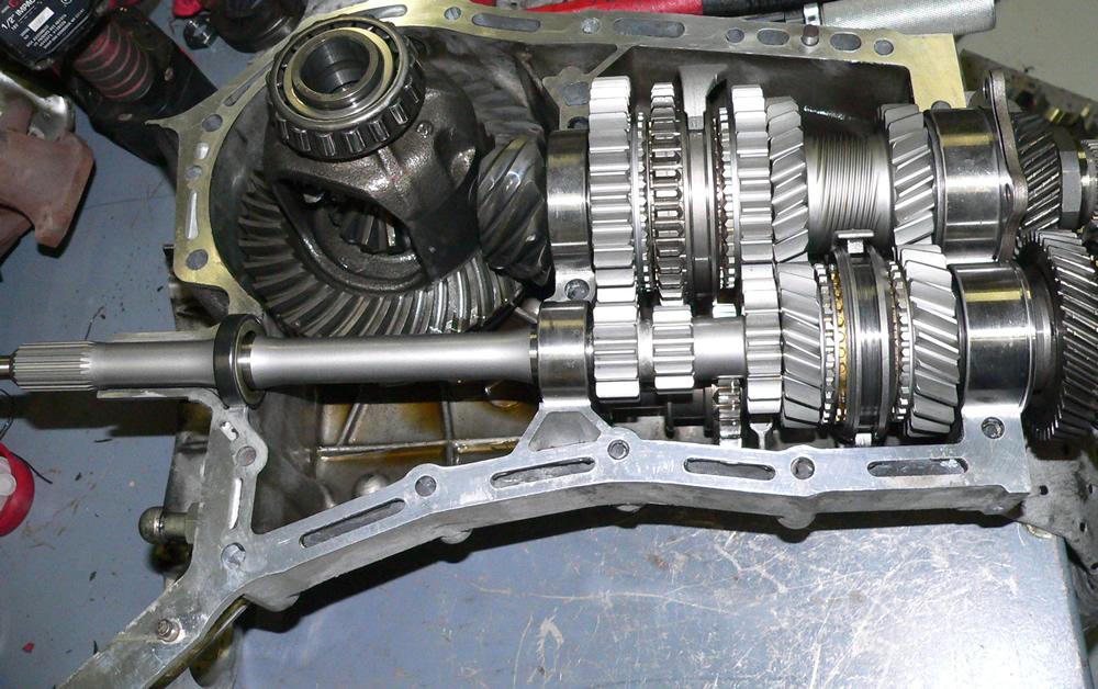 PPG 5MT Subaru Straight Cut Synchro Gears