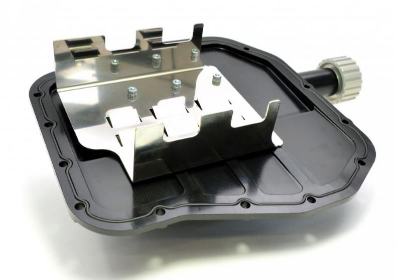 RCM Dry Sump Oil System